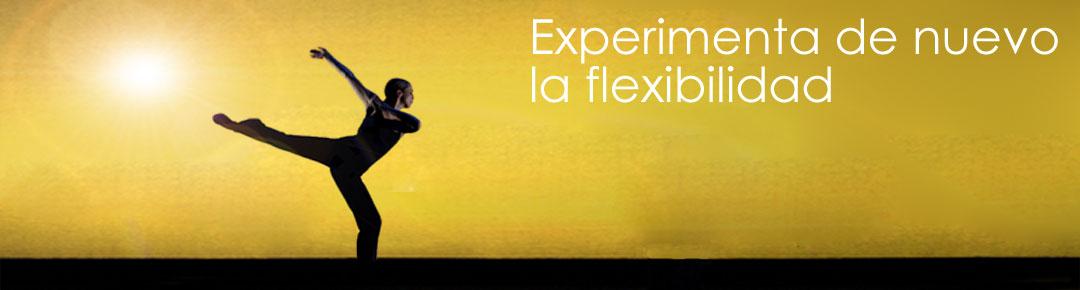 La medicina natural te puede ayudar a mejorar tu flexibilidad