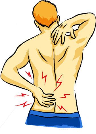 Tensión y dolor muscular