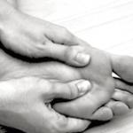 Auto masaje para el dolor de pies