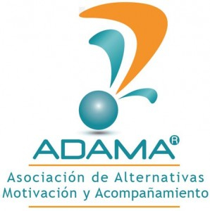 logotipo adama
