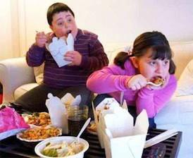 Educar a tus hijos para comer mejor