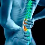 rigidez lumbar y abdominales